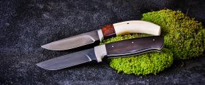 Jagdmesser-Wolframstahl